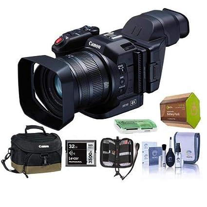 Amazon.com: Canon XC10 – 4 K Videocámara Profesional ...
