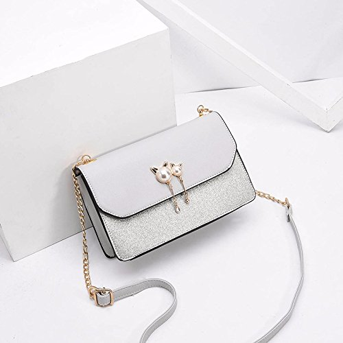 Pink Simple Navy Fairy Female Bag Bag Shoulder Zhangjia Tide Summer Small Girl Single w4qT7T
