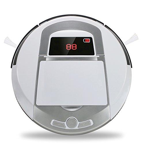 Vacuum Cleaner Robot, FINE DRAGON Automatic Robotic Vacuum C