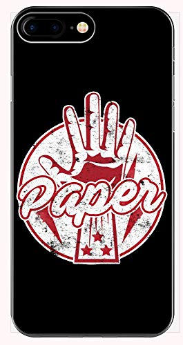 Scissor Rock Paper Design Paper Matching Halloween Costumes - Phone Case for iPhone 6+, 6S+, 7+, 8+]()