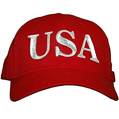Trump USA 45th Presidential Inauguration Day Cap - Embroidered in USA!