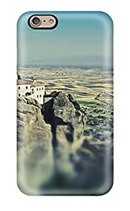 3841266K24355264 New Diy Design Monastery For Iphone 6 Cases Comfortable For Lovers And Friends For Christmas Gifts