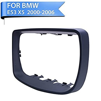 Espear For BMW E53 X5 2000-2006 Right Side Mirror Cover Cap Trim Ring
