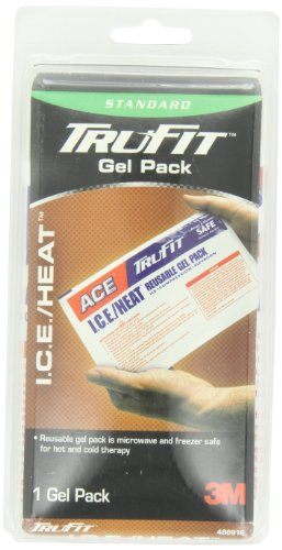 Tru-Fit Ice/Heat Gel Pack  One Size Fits All (Pack of 3)