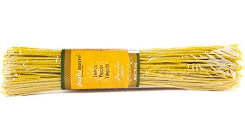 Pastamore Gluten-Free Pasta, Lemon Pepper Linguini, 12 Ounce