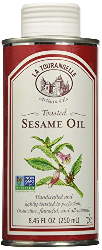 La Tourangelle Oil Sesame Toasted, 8.45 Fl. Oz