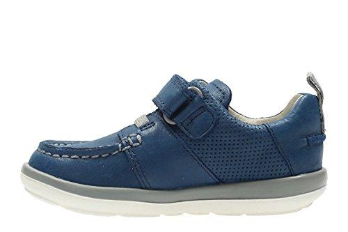 Clarks Softlyboat Fst, Chaussures basses pour Garçon