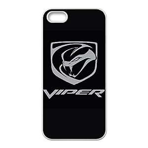 L5L86 Viper funda del funda iPhone I8M0LP 5 5s teléfono celular cubren PI7BTC4PQ blanco