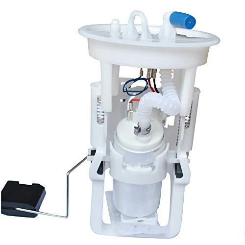 CUSTONEPARTS New Electric Intank Fuel Pump Module Assembly w/Fuel Sending Unit Fit 1999-2006 BMW 325i 325xi 328ci 328i 330ci 330i 330xi 16146752499 E8416M Bmw 325i Fuel Level