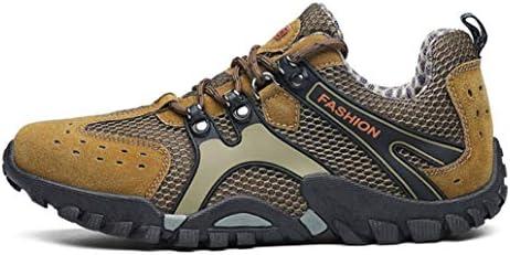 防滑 ハイキングシューズ 厚底 メンズ トレッキングシューズ 防水 ローカット 軽 登山靴 耐磨耗 キャンプ シューズ アウトドア 通気性 スニーカー 大きいサイズ ブーツ ファッション 父の日 ギフトウォーキング 靴