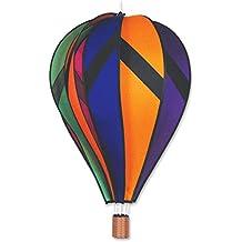 Hot Air Balloon 26 In. - Rainbow