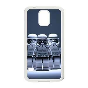 star wars Samsung Galaxy S5 Cell Phone Case White DA03-290647