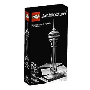 Build Seattle, Washington's Famous Space Needle Building Set - 416wfEgxacL - Build Seattle, Washington's Famous Space Needle Building Set