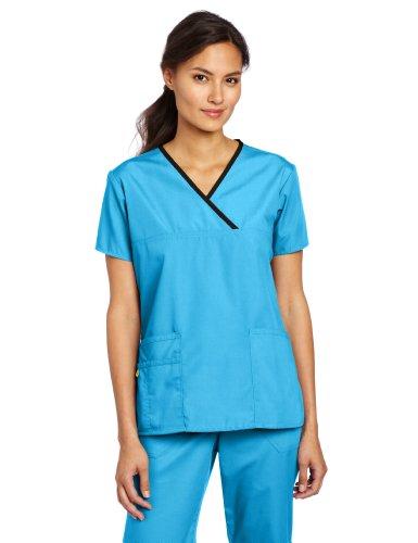 wonderwink-womens-scrubs-charlie-5-pocket-y-neck-wrap-top-malibu-blue-large