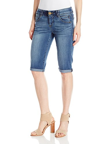 Democracy Womens 13  Ab Solution Short  Blue  8