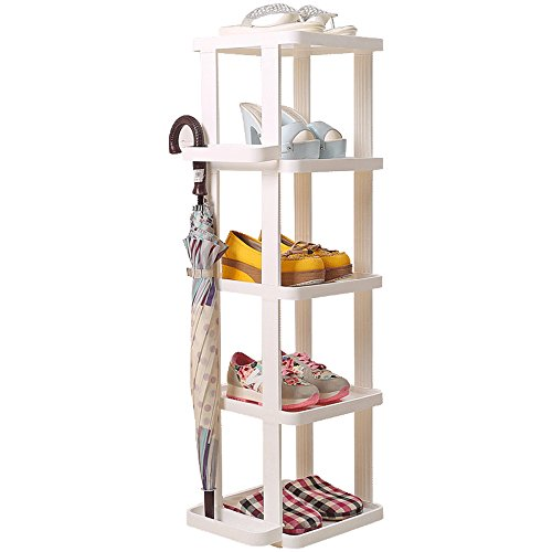 Shoe rack Feifei Plastic Material Multi-Layer Simple Assembly Economy Home Storage Dormitory Multifunctional Modern Minimalist