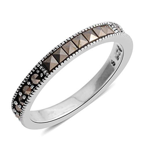 marcasite ring - 7