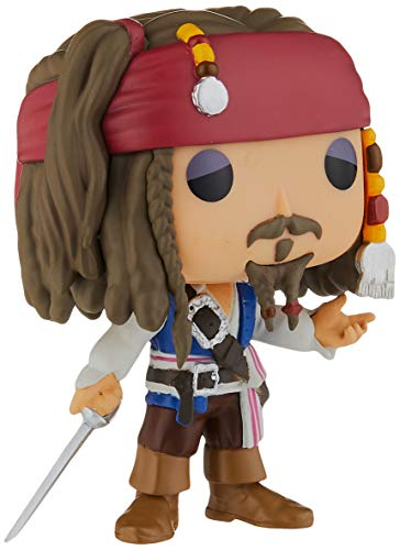 POP! Vinilo - Disney Pirates Jack Sparrow