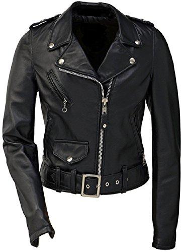 Black para Abrigo Cow Classyak mujer fS1Ow
