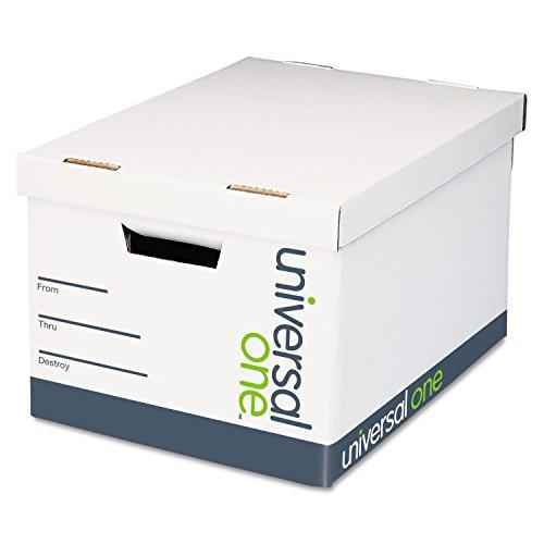 - UNV95221 - Lift-Off Lid File Storage Box