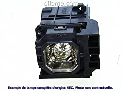 Np3150 Nec Projector Lamp Replacement Projector Lamp Assembly With Genuine Original Philips Uhp Bulb Inside