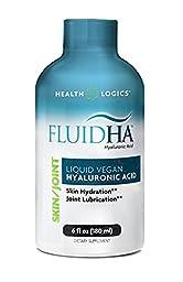 Fluid HA Liquid Vegan Hyaluronic Acid Supplement 180 ml