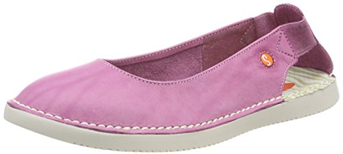 Pink Tho456sof Pink Flats Ballet Softinos Women's 48g1qXAAW