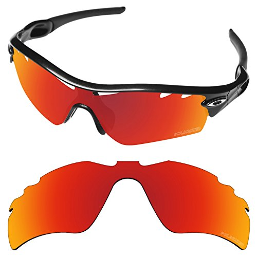 Tintart Performance Replacement Lenses for Oakley Radar Path Vented Polarized - Radar Lenses