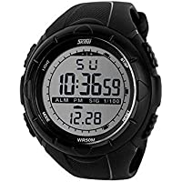 Relógio Masculino Skmei Digital 1025 Preto