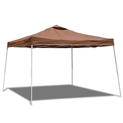 Portable Shade Canopy : Feet outdoor portable pop up canopy part tent sun