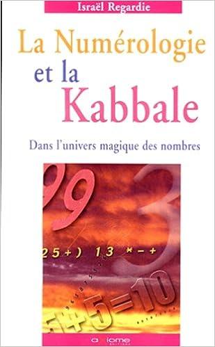Livre gratuits La numérologie et la kabbale pdf, epub ebook