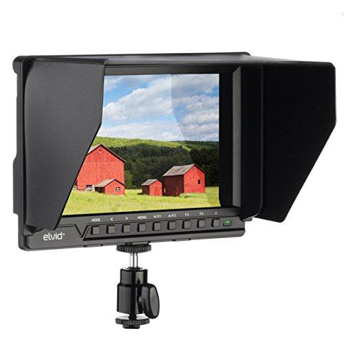 Elvid FieldVision 4KV2 7'' On-Camera Monitor by Elvid