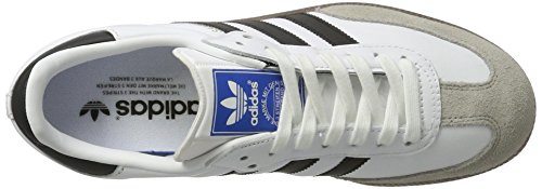 Adidas Herren Samba Og Gymnastikschuhe Elfenbein (ftwr Bianco / Nucleo Nero / Granito Trasparente)