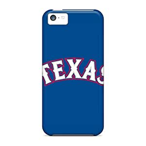 New Arrival Premium 5c Case Cover For Iphone (baseball Texas Rangers 3)