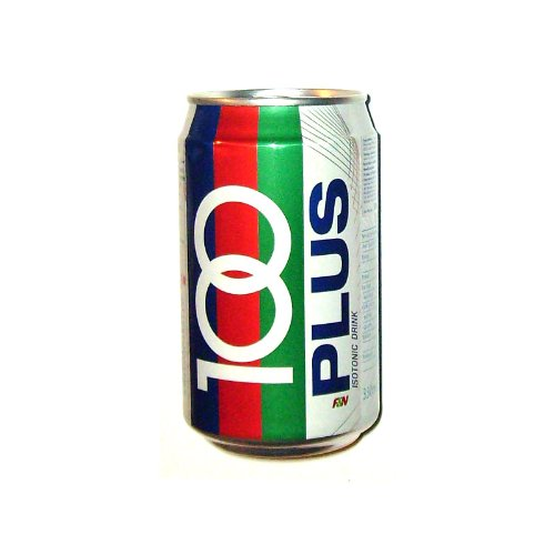 100 Plus Isotonic Drink - 11fl Oz [Pack of 12]