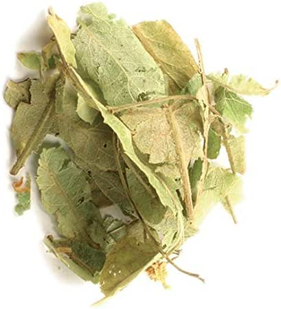 Frontier Co-op Linden Flowers Whole, Select, Kosher, Non-irradiated | 1 lb. Bulk Bag | Sustainably Grown | Tilia species