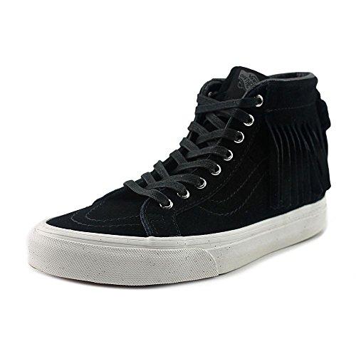 Hi suede blanc Moc Vans Sk8 black v7p55x