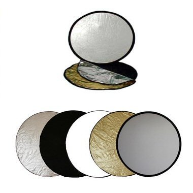 Pop-up Photography Reflector