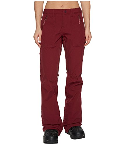 Burton Women's Vida Pants, Sangria, Medium