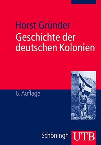 Geschichte der deutschen Kolonien