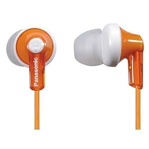 Panasonic RPHJE120D HEADPHONE IN-EAR ORANGE by Panasonic