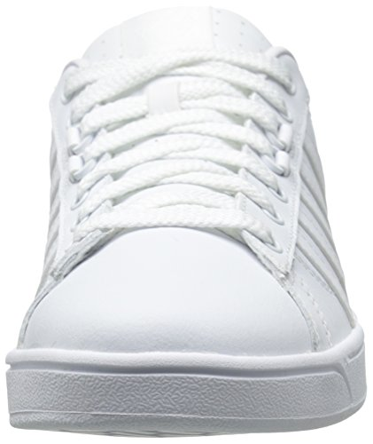 Hoke Swiss Weiß Schwarz White Fashion Mens Sneaker K EqdpPwP