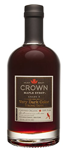Crown Maple Syrup Very Dark, 750 ml