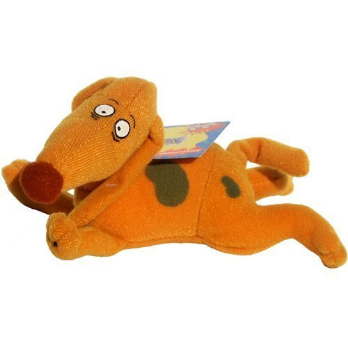 Spike the Dog - Rugrats Bean Bag Plush - Applause