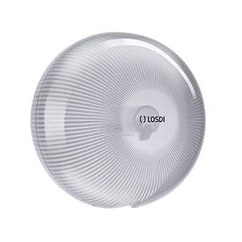 Losdi CP-5006-B Jumbo Star Dispensador Papel Higiénico, Blanco: Amazon.es: Industria, empresas y ciencia