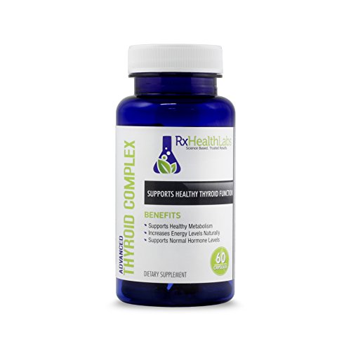 Thyroid Support - Complete Formula to Help Weight Loss