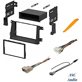 asc audio car stereo dash install kit wire. Black Bedroom Furniture Sets. Home Design Ideas