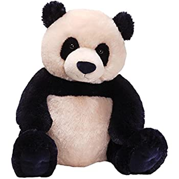 GUND Zi-Bo Panda Teddy Bear Stuffed Animal Plush, 17""