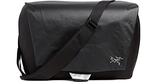 Arc'Teryx Men's Fyx 13 Messenger Bag, Black, One Size