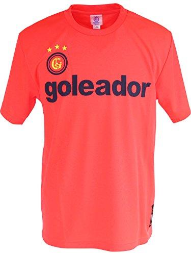 切断する団結保存goleador(ゴレアドール) ジュニア プラTシャツ G-440-1 130サイズ Fオレンジ
